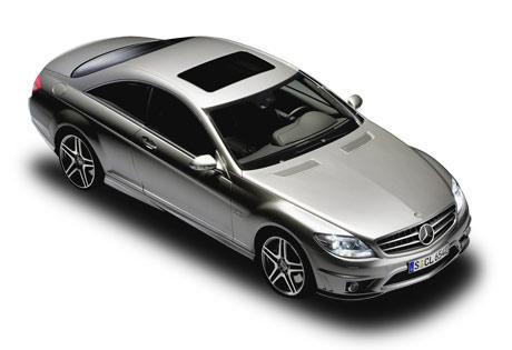 Mercedes-Benz CL 65AMG