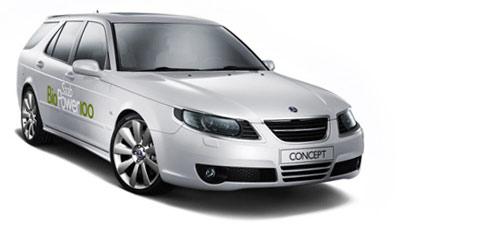 Saab BioPowerConcept