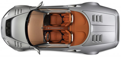 Spyker C8 Double 12 SSpyder
