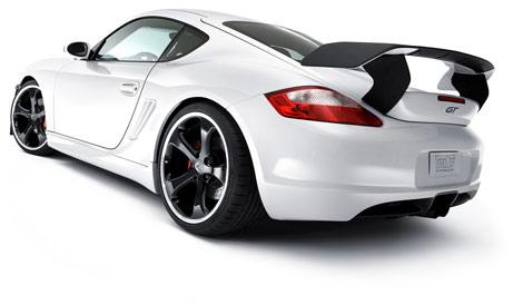 Porsche Cayman TechArt GTSport
