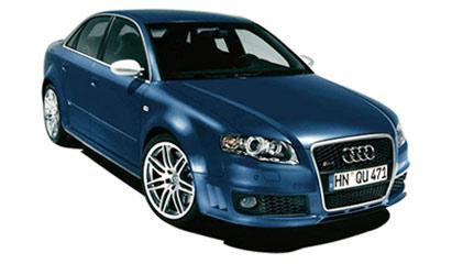Audi RS4 SportsSedan