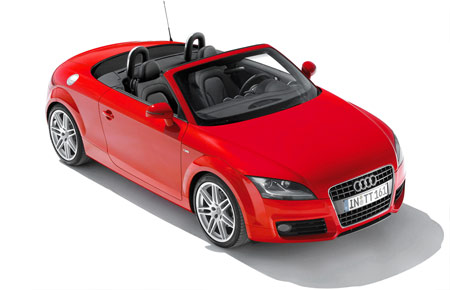 Audi TTRoadster