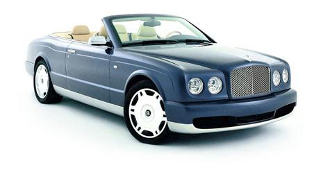 Bentley on Bentley Arnage   Euro Cars
