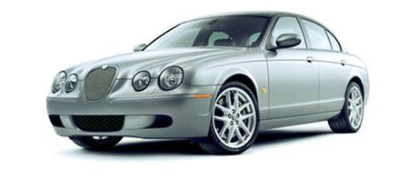 Jaguar S-Type 2008 Sedan