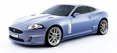 Jaguar XK tuned byArden