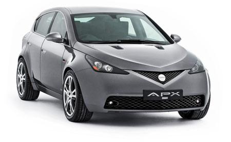 Lotus APX ConceptSUV