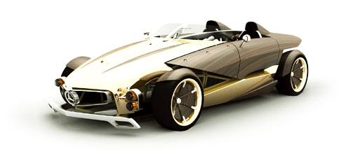 Mercedes-Benz RECYConcept