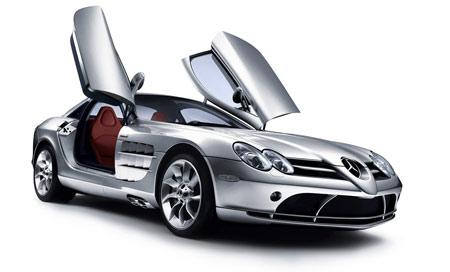 Mercedes-BenzSLR