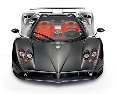 Pagani Zonda RoadsterF