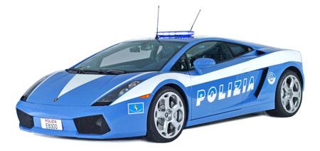 Lamborghini GallardoPoliceCar