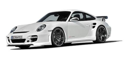 Porsche 977 Turbo RinspeedDaytona