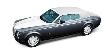 Rolls Royce 100EXConcept