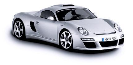 Ruf CTR PorscheCayman