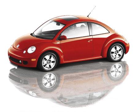 VW Beetle TurboS