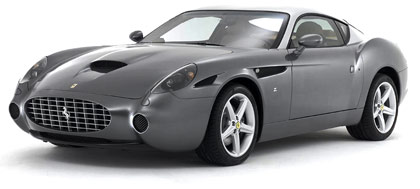 Zagato Ferrari 575GTZ