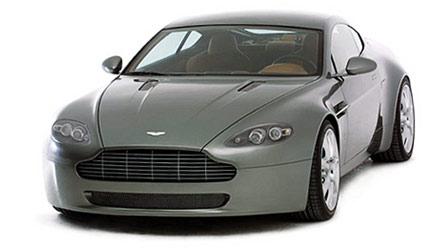 Aston Martin V8Concept