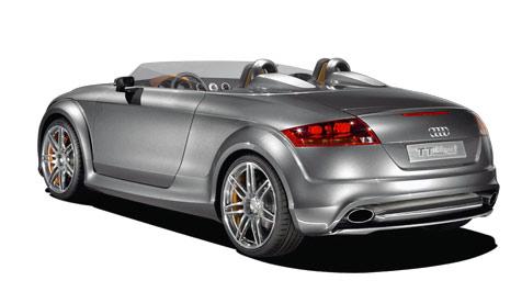 Audi TT ClubsportConceptCar
