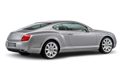 BentleyContinentalGT