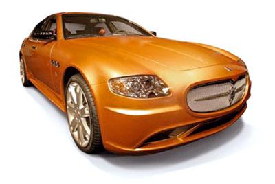 Maserati Quattroporte byStudio