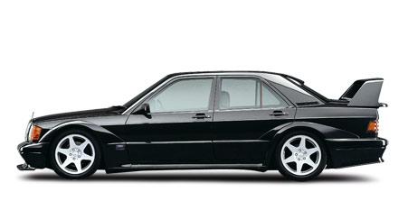 Mercedes-Benz 190E EvoII