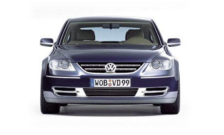 Volkswagen PhaetonConcept