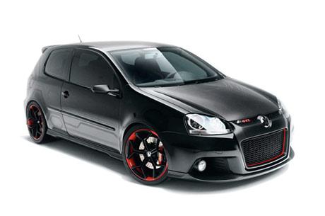 VW Golf R GTI Concept   Euro Cars