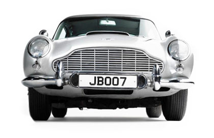 Aston Martin on James Bond S Aston Martin This 1964 Aston Martin Db5 Is One Of Four