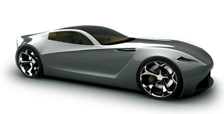 Aston Martin DB ONE Concept