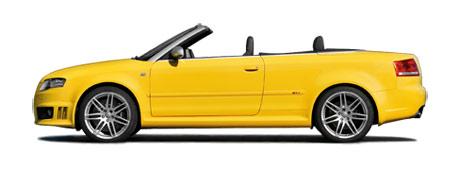 Audi RS4Cabrio