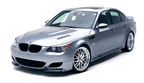 BMW CAR INFO  BMW M5 Specs