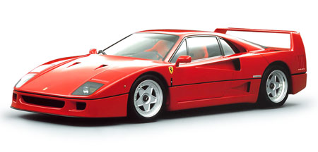 Ferrari F40 F 40Supercar
