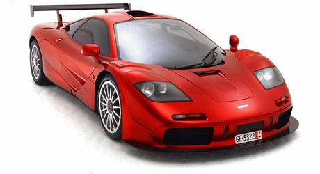 McLaren F Euro Cars - Sports cars mclaren