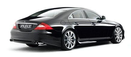 Mercedes-Benz CSL tuning byART