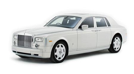 Rolls-Royce PhantomSilver