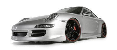 Porsche Carrera STechArtTuner