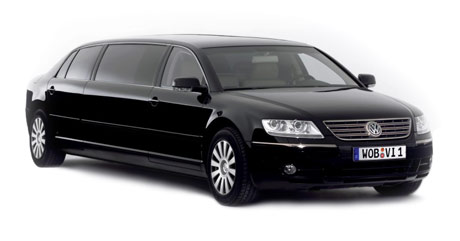VW Phaeton Lounge