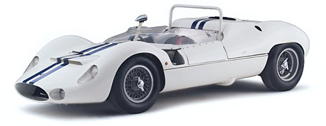 Maserati Race Car from 1961
