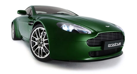 Aston Martin sold to Prodrive