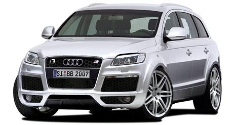 Audi Q7 CaractereTuning