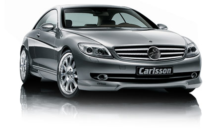 Mercedes CL Carlsson CK60 Tuning