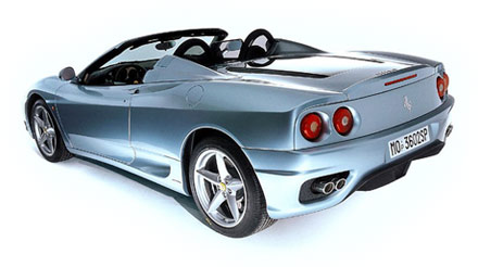 Ferrari F360Spider