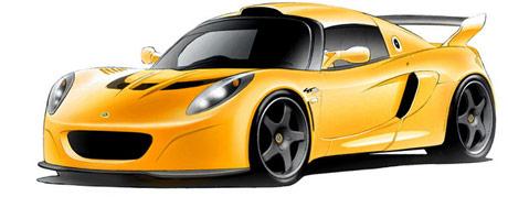 Lotus Exige GT3Concept