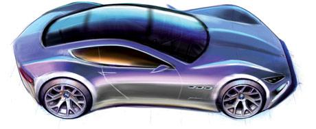 Maserati CoupéConcept
