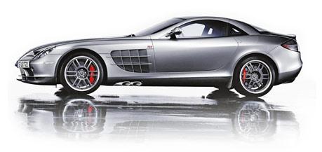 mercedes mclaren slr 722 euro cars. Black Bedroom Furniture Sets. Home Design Ideas