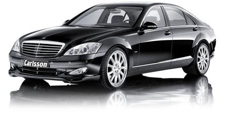 Mercedes S-Class byCarlsson