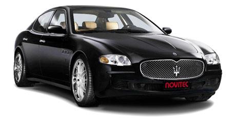 Novitec MaseratiQuattroporteTuning