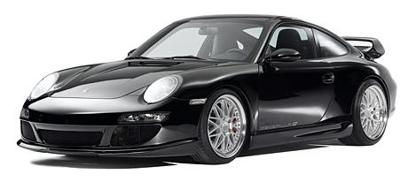 Porsche Carrera 997 Gemballa