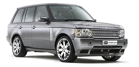 Range RoverOverfinch