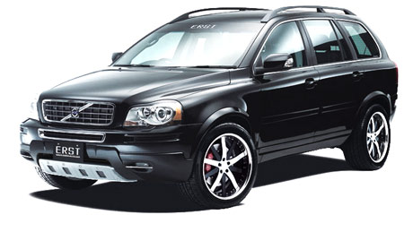 Volvo on Volvo Xc90 Xc 90 Suv Tuning Jpg