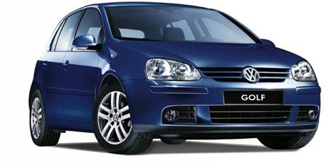 Volkswagen Golf 5VW